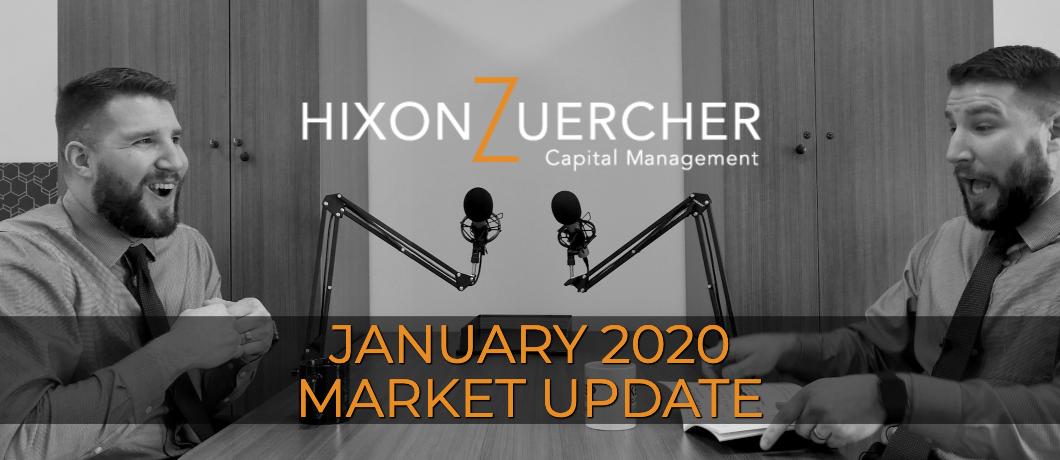 January 2020 Market Update Video