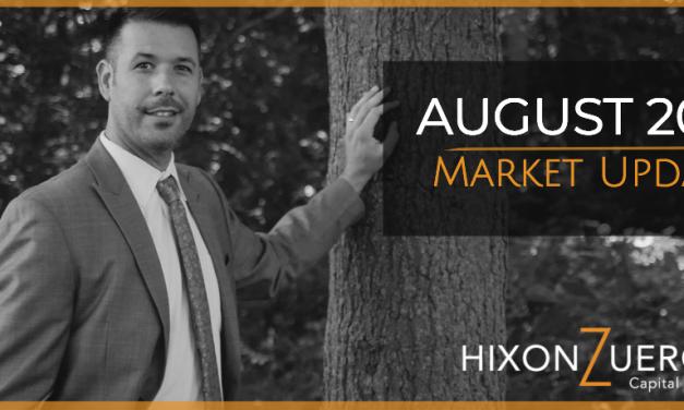August 2018 Market  Update Video