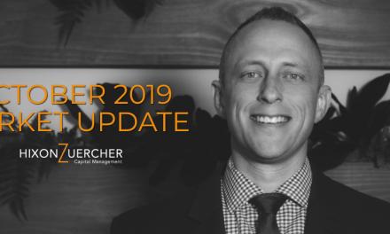 October 2019 Market Update Video