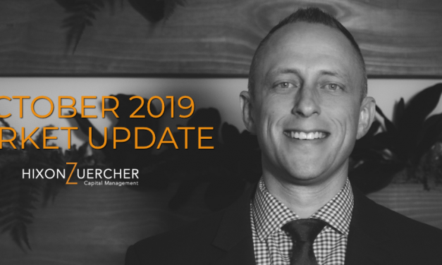 October 2019 Market Update Video