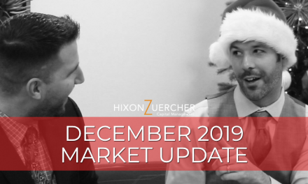 December 2019 Market Update Video