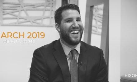 March 2019 Market Update Video