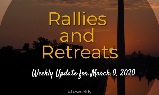 Rallies and Retreats – Weekly Update for March 9, 2020