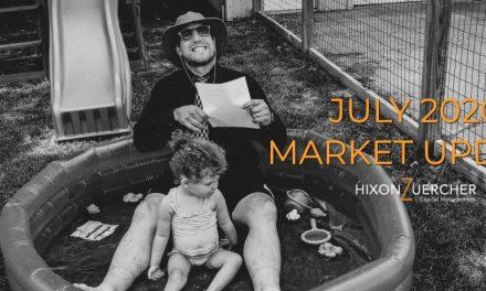 July 2020 Market Update Video