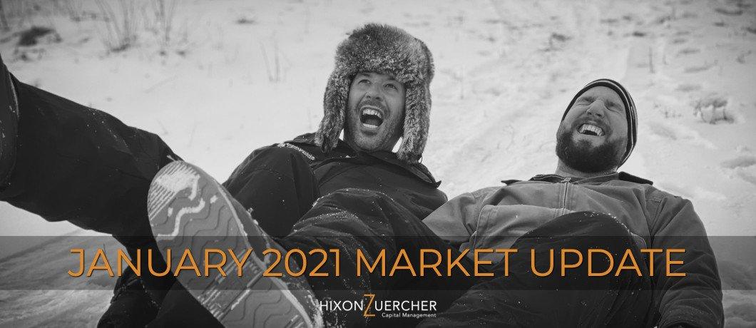 February 2021 Market Update Video